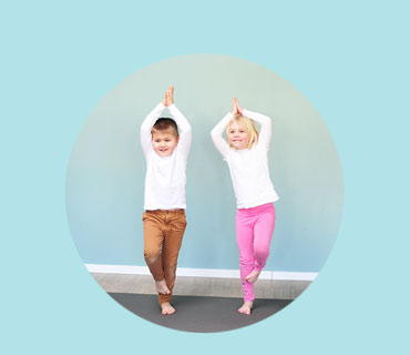 Kinderglückswerkstatt - Kurs Yoga